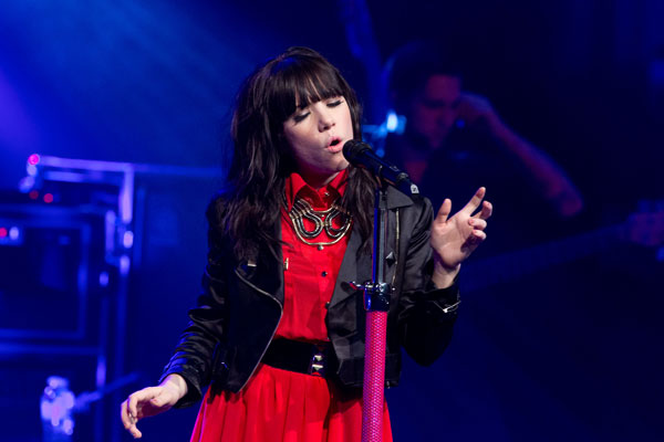 Carly Rae Jepsen Comes Home For The Holidays