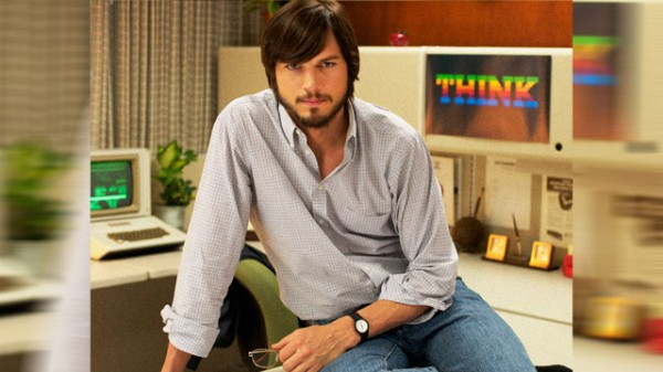 First Look: Ashton Kutcher as Steve Jobs