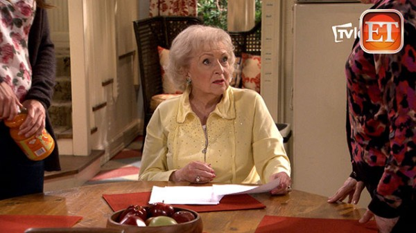 Betty White Launches &#8216;Hot&#8217; G.I.L.F. Website