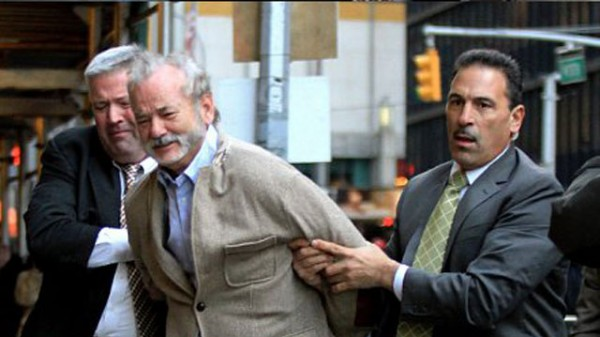 Bill Murray Kidnapped By David Letterman