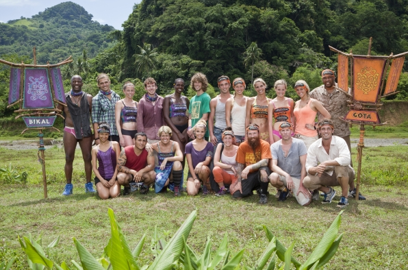 Meet &#8216;Survivor: Caramoan &#8211; Fans Vs. Faves&#8217; Castaways