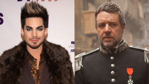 Lambert Slams 'Les Mis,' Crowe Responds