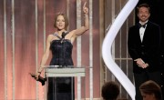 Stars React to Jodie Foster's Globes Speech