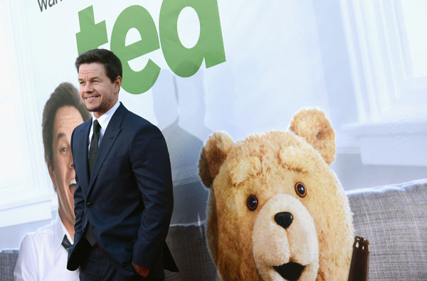 Mark Wahlberg On 'Ted 2′ And Justin Bieber Movie Rumours