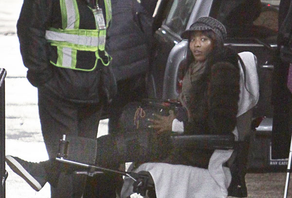 Naomi Campbell Violently Mugged in Paris