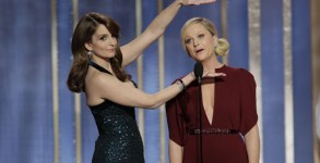 Tina Fey &amp; Amy Poehler co-hosted the 70th Annual Golden Globes, but they weren&#039;t the only actors making memorable moments. (Photos: Getty)