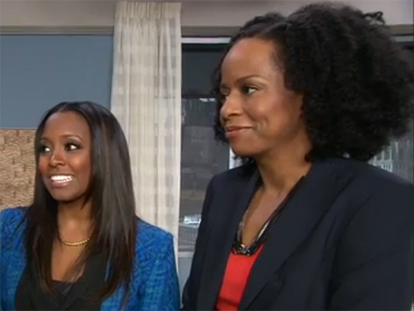 It's A 'Cosby Show' Reunion On 'Guys With Kids'