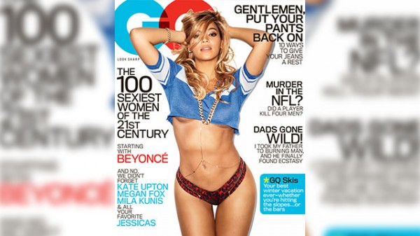 Beyonce Debuts Incredible Post-Baby Body on 'GQ'