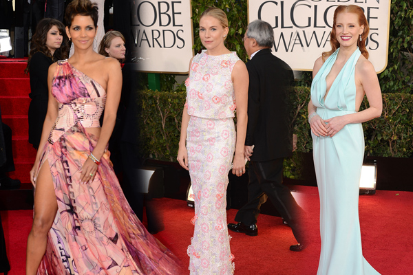 Who Was The Worst Dressed At The Globes?