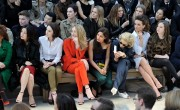 Stars Welcome Edgy Looks At London Fashion Week
