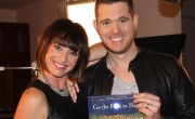 Erin Cebula Gets The Scoop On Baby Bublé