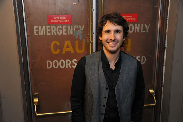 Win A Chance To Meet Josh Groban!