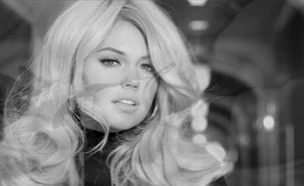 Kate Upton Oozes Hollywood Glam In New Ad