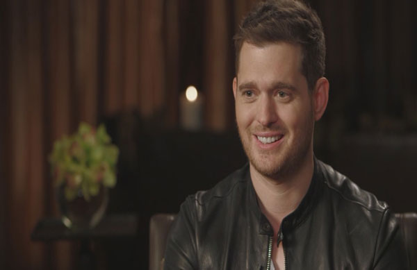 Michael Bublé On Upcoming Fatherhood