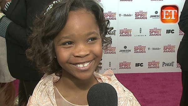 Quvenzhane Wallis Adorably Muses on What&#8217;s Next