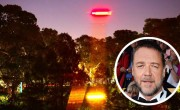 Russell Crowe Claims To Have Seen a UFO
