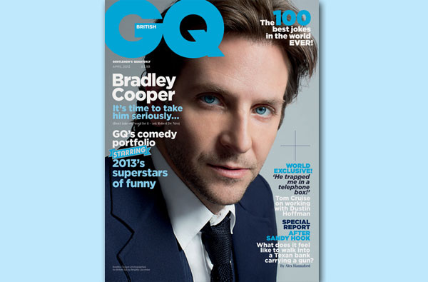 Bradley Cooper: &#8216;I Don&#8217;t Want An Oscar&#8217;