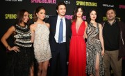 PDA Packed &#8216;Spring Breakers&#8217; Premiere