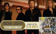 Livestream: Bon Jovi Gives Live Concert