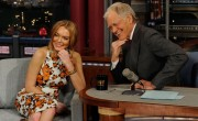 Lohan to Letterman: Rehab is a Blessing