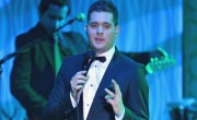 WATCH: Michael Buble Sings In NYC Subway