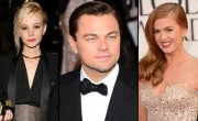 'The Great Gatsby' Cast On Newsstands