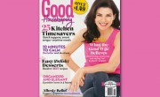 Julianna Margulies In Good Housekeeping