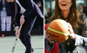 Fun And Games For Wills And Kate In Scotland