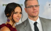 Matt Damon and Wife Luciana Renew Vows in St. Lucia