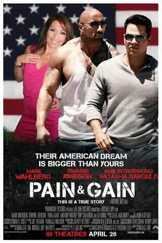 FILM Pain & Gain 2013