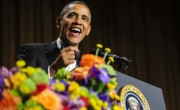 President Obama's Best Jokes at The White House Correspondents' Dinner