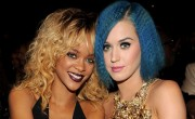 Katy Perry Rekindles Friendship With Rihanna
