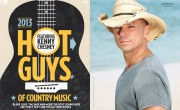 Kenny Chesney Named Country's 'Hottest Guy'