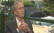 Michael Douglas Kisses And Tells in Cannes