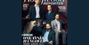 Cover courtesy of The Hollywood Reporter