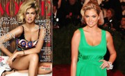American Dream Girl Kate Upton's First Vogue Cover