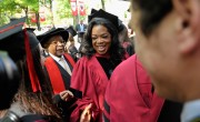Oprah Delivers Moving Harvard Commencement Speech