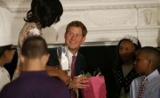 Prince Harry's Surprise Spot Of Tea In Washington