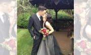 Shenae Grimes Says &#8216;I Do&#8217; To British Model Beau