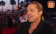 Brad On Angelina: 'It's Business As Usual'
