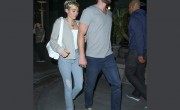 Miley And Liam Spotted Together