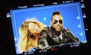 Behind Mariah and Miguel's 'Beautiful' Video Shoot