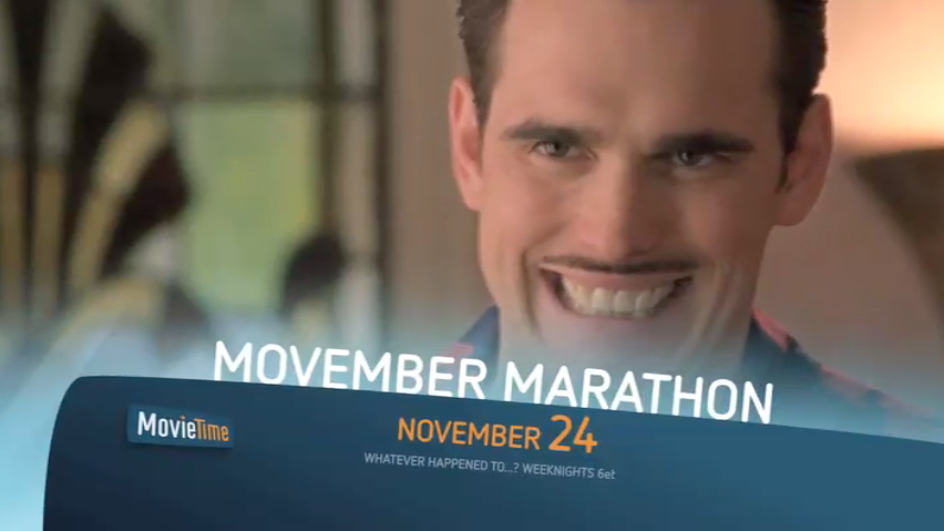 Movember Movie Marathon
