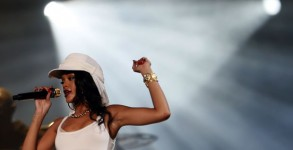 UAE-MUSIC-RIHANNA