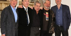 Michael Palin, Eric Idle,