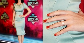 Katy Perry Engagement Ring?