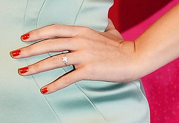 is katy perry engaged check out new sparkler