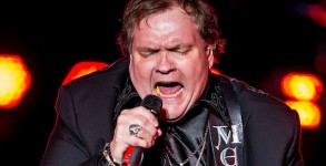 Meat Loaf Performs in Las Vegas
