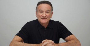 Robin Williams attends the ''The Crazy Ones'' Junket - Los Angeles