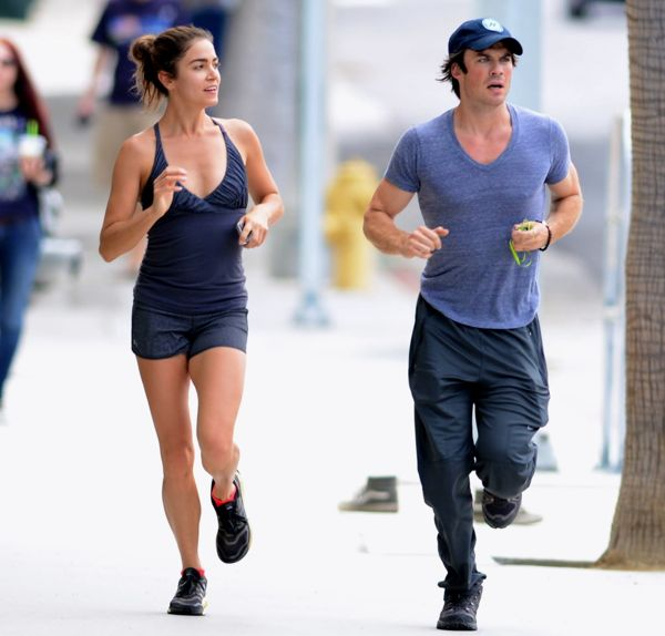 Nikki Since Somerhalder And Ian Reed Dating are numberless